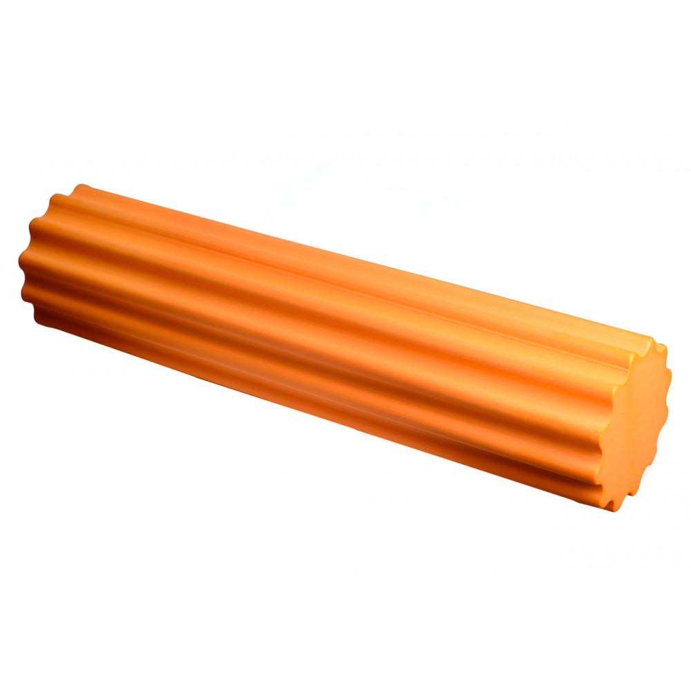 Ролик для йоги и пилатес PowerPlay 4020 (60 * 15 см) Оранжевый