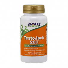 Testo Jack 200 (60 veg caps)