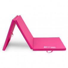 Матрас гимнастический складной 4cm HS-064FM розовый
