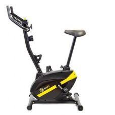 Велотренажер Besport BS-1006B GAINER магнітний чорно-жовтий