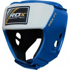 Боксерский шлем для соревнований RDX Blue S