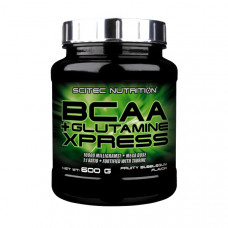 BCAA + Glutamine Xpress (600 g, lime)