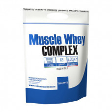 Muscle Whey Complex (2 kg, vanilla)