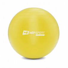 Фитбол Hop-Sport 45cm HS-R055YB yellow + насос