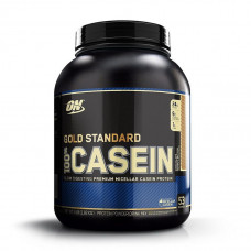 100% Gold Standard Casein (1,8 kg, cookies and cream)