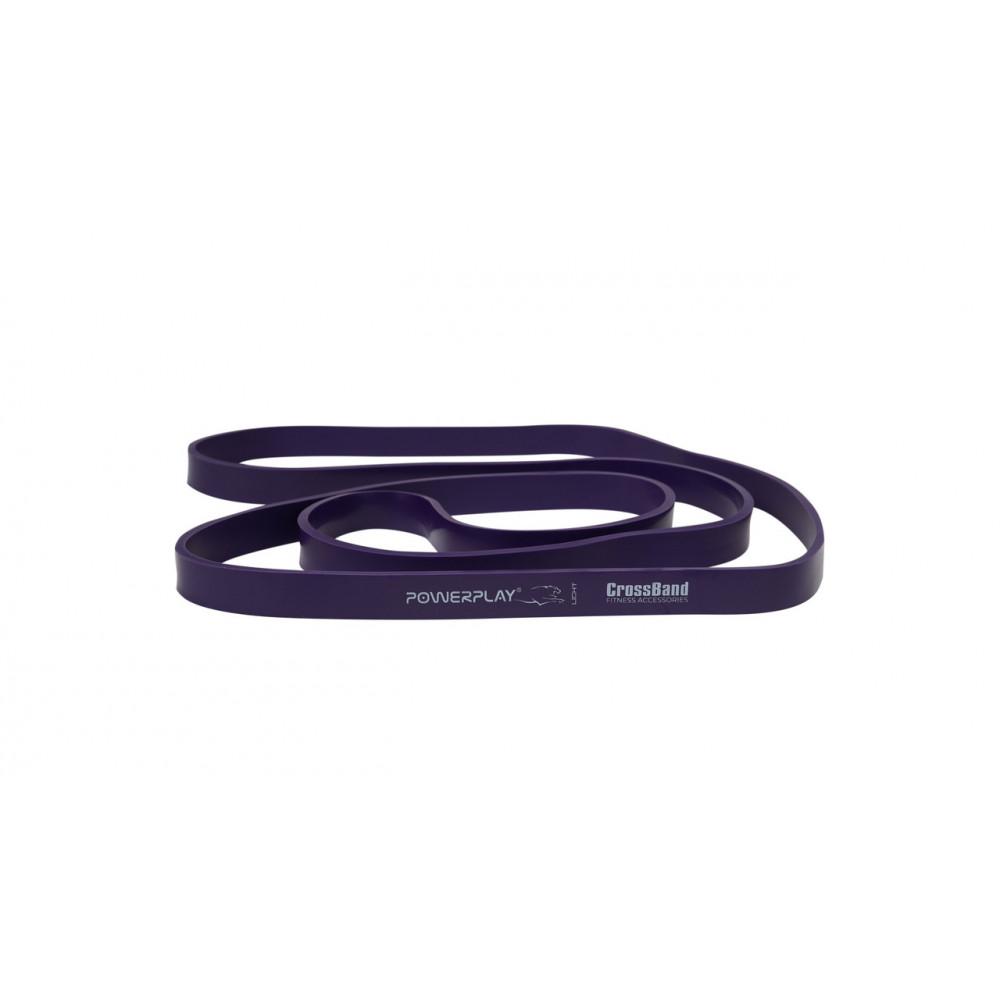 Резина для тренировок PowerPlay 4115 Purple (14-23kg)