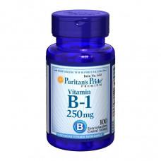Vitamin B-1 250 mg (100 tablets)