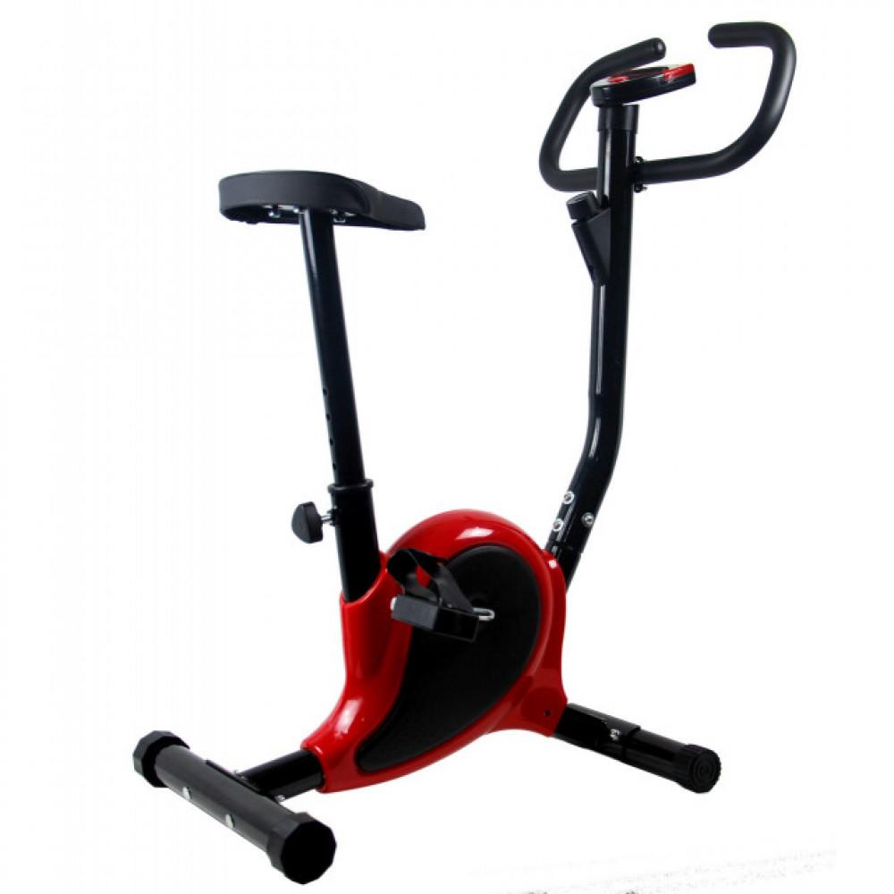 Велотренажер ES-8005 Point червоний
