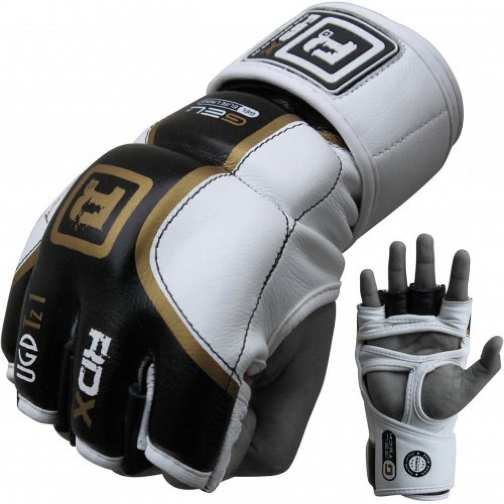 Перчатки ММА RDX Pro Golden S