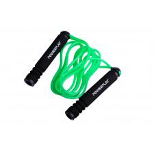 Скакалка PowerPlay 4205 зеленая