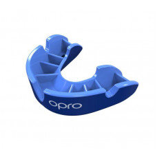 Капа OPRO Junior Silver Blue / Light Blue (art.002190002)
