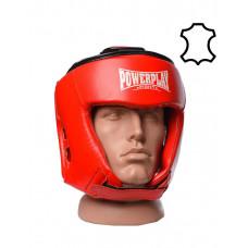 Боксерский шлем турнирный PowerPlay 3049 XL Красный