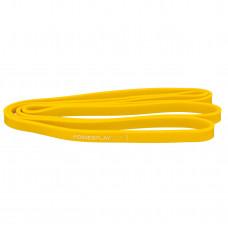 Резиновая петля для тренировок PowerPlay 4115 Level 1 (5-14 кг) Желтая