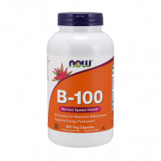 B-100 (250 veg caps)