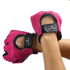 Перчатки велосипедные BoyBo без пальцев M