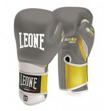 Боксерские перчатки Leone Tecnico Grey 10 ун.