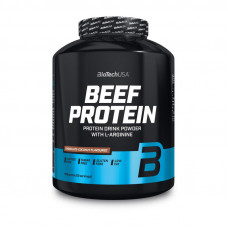 BEEF Protein (1,8 kg, vanilla-cinnamon)