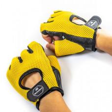 Перчатки велосипедные XS BoyBo без пальцев XS