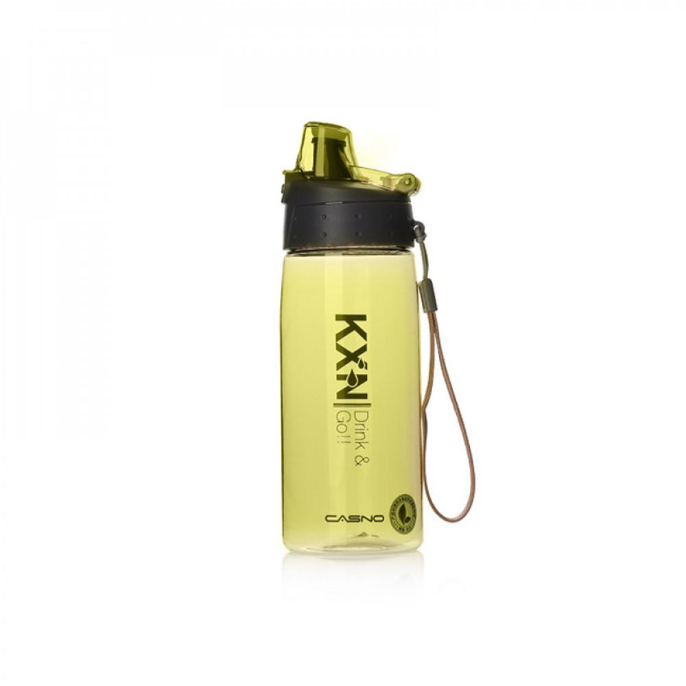 Бутылка для воды CASNO 580 мл KXN-1179 Зеленая