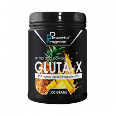Gluta-X (300 g, strawberry mix)