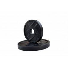 Блин RN-Sport стальной обрезиненный 0,5 кг - 27 мм
