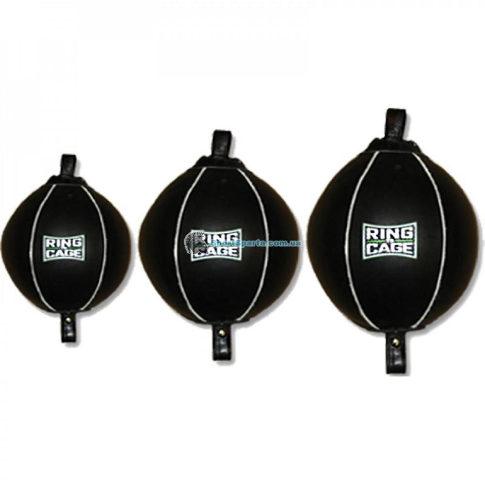 Пневмогруша на растяжках RING TO CAGE Double-End Bag