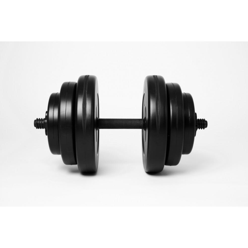 Гантель WCG 18 кг