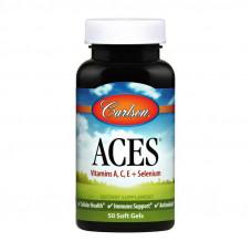 ACES Vitamins A,C,E + Selenium (50 sgels)