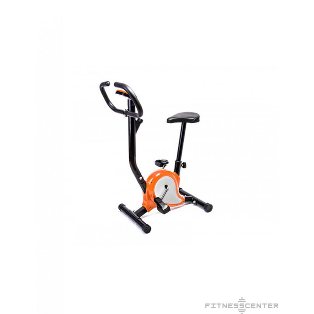 Велотренажер ES-8018 Point помаранчевий