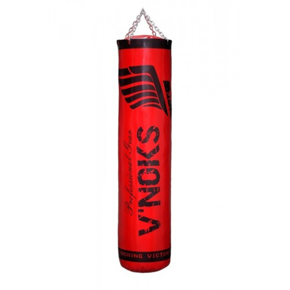 Боксерский мешок V`Noks Gel Red 1.5 м