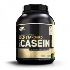 100% Gold Standard Casein Natural (1,81 kg, chocolate creme)