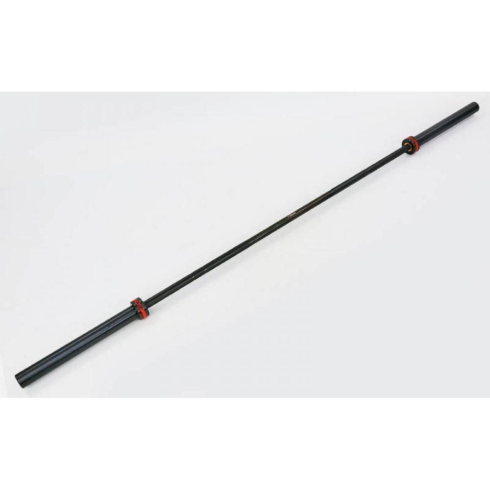 Гриф для штанги Zelart Black 2200 мм