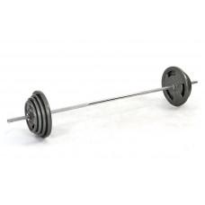 Штанга серая RN Sport 80 кг