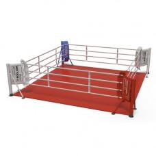 Ринг для бокса V`Noks напольный 5*5 м