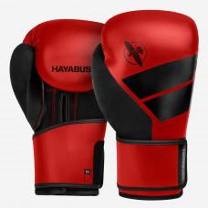 Боксерские перчатки Hayabusa S4 12 OZ Красные
