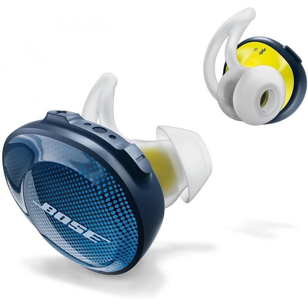 Bose SoundSport Free Midnight Blue/Citron 774373-0020