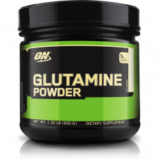 Glutamine powder (600 g, unflavored)