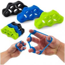 Набір еспандерів для тренування кисті/пальців Hop-Sport HS-L003FT розмір L