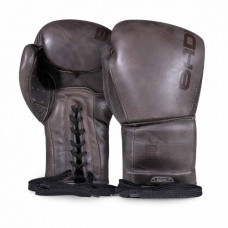 Боксерские перчатки Bad Boy Legacy 2.0 Lace Up Brown 10 ун.