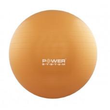 Мяч для фитнеса и гимнастики Power System PS-4012 65 cm Orange