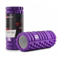 Роллер массажер EVA 33 см violet