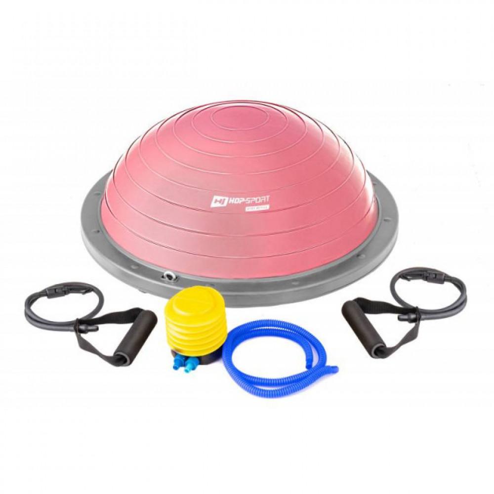 Балансировочная платформа Bosu HS-L058 light pink