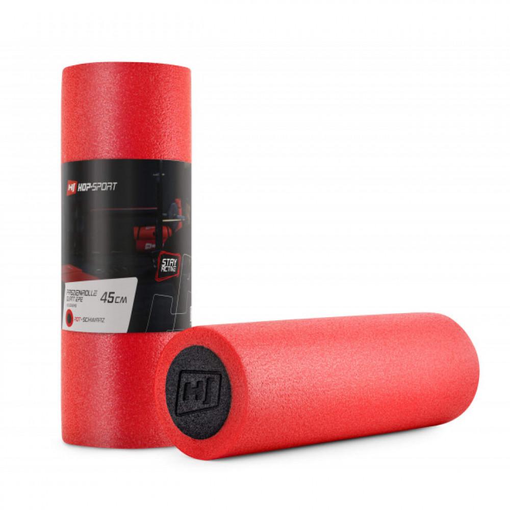 Массажный ролик EPE 45 см red