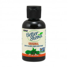 Better Stevia zero calories (60 ml, dark chocolate)