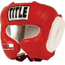 Боксерский шлем TITLE GEL TB-5121