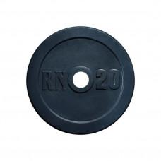 Блин 20 кг для олимпийского грифа 50 мм
