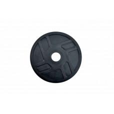 Блин RN-Sport стальной обрезиненный 1,25 кг - 27 мм