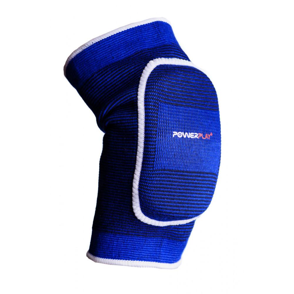 Налокотник волейбольная PowerPlay 4105 (1шт) L / XL Синий