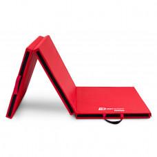 Матрас гимнастический складной 5cm HS-065FM красный