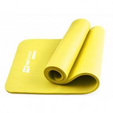 Мат для фитнеса HS-N015GM 1,5 см yellow